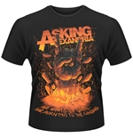 Asking Alexandria T-shirt Metal Hands