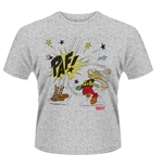 Asterix T-shirt Punch