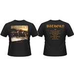Bathory T-shirt Blood Fire Death