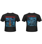 Bathory T-shirt Blood On Ice