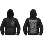 Behemoth Sweatshirt Slaves Shall Serve