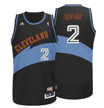 adidas Cleveland Cavaliers Kyrie Irving Hardwood Classics Swingman Jersey