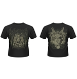 Behemoth T-shirt Slaves Shall Serve