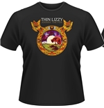 Thin Lizzy T-shirt Johnny The Fox