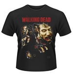 The Walking Dead T-shirt Zombies Ripped