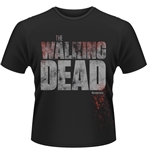The Walking Dead T-shirt Splatter