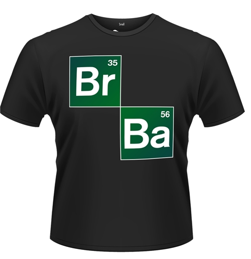 Breaking Bad T-shirt Elements