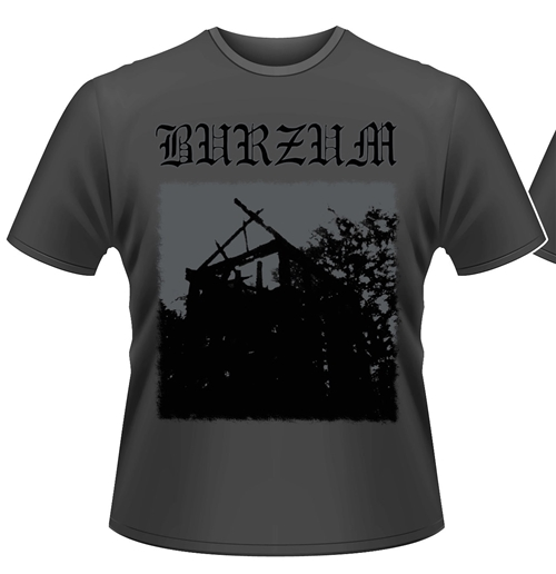 Burzum T-shirt Aske (GREY)