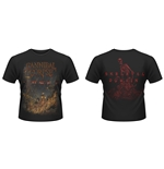 Cannibal Corpse T-shirt A Skeletal Domain 2