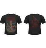 Cannibal Corpse T-shirt A Skeletal Domain 3