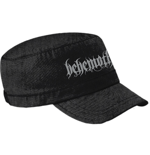 Behemoth Hat Logo Army Cap