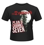 The Damned T-shirt Plan 9 Channel 7 (plan 9)