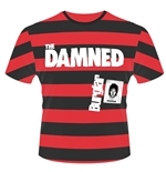 The Damned T-shirt Burglar (STRIPES)