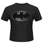 Dc Originals T-shirt Batman Vintage Silver Logo