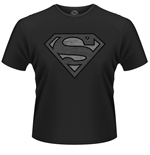 Dc Originals T-shirt Superman Vintage Silver Logo