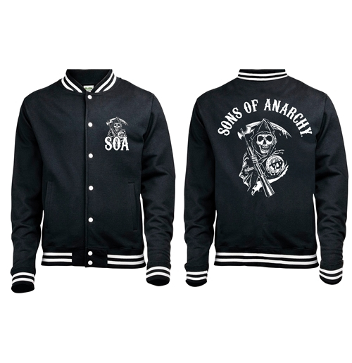 Sons Of Anarchy Jacket Classic