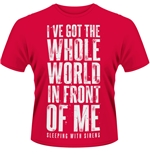 Sleeping With Sirens T-shirt World