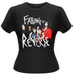 Falling In Reverse T-shirt Band Photo