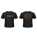 Opeth T-shirt Crush Your Enemies