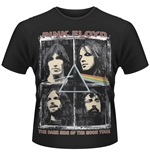 Pink Floyd T-shirt The Dark Side Of The Moon Tour