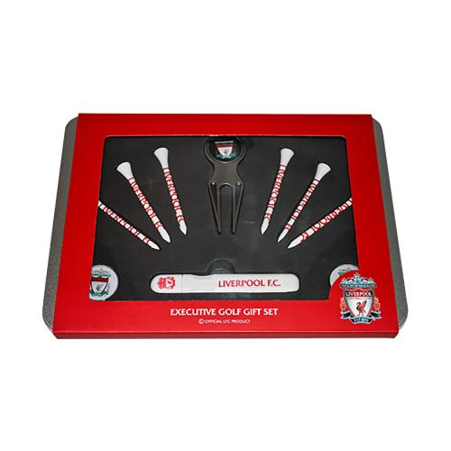 Liverpool F.C. Executive Golf Gift Set