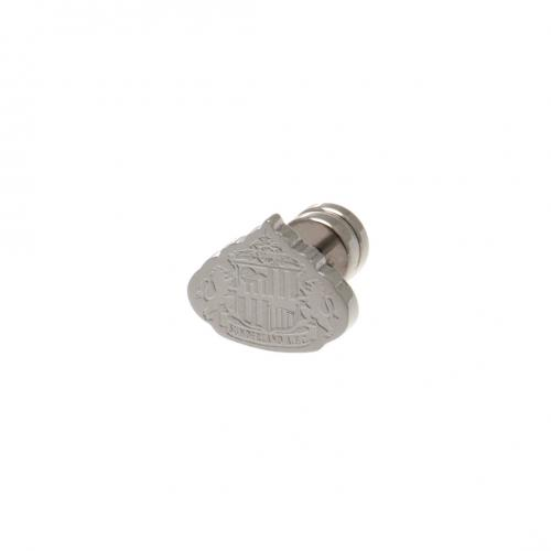 Sunderland A.F.C. Cut Out Stud Earring