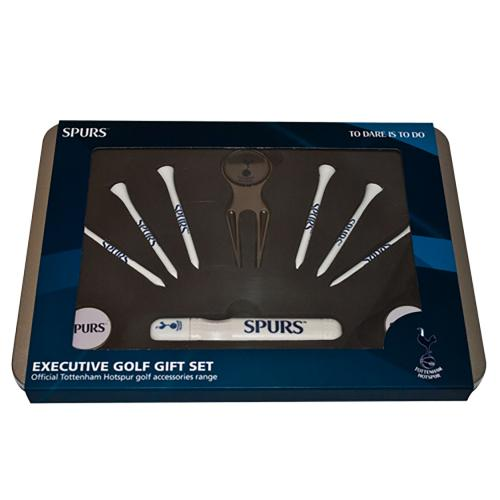 Tottenham Hotspur F.C. Executive Golf Gift Set