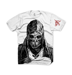DISHONORED Corvo: Bodyguard, Assassin Extra Extra Large T-Shirt, White