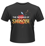 Sega T-shirt Revenge Of Shinobi