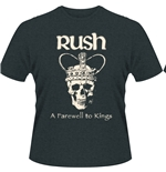Rush T-shirt A Farewell To Kings (STENCIL)