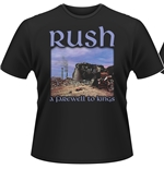 Rush T-shirt A Farewell To Kings