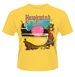 Hawkwind T-shirt Warrior On The Edge
