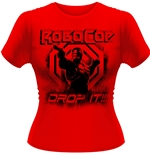 Robocop T-shirt Drop It