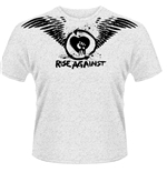 Rise Against T-shirt Paperwings