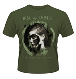 Rise Against T-shirt Marked