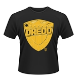 Judge Dredd T-shirt Badge