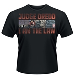 Judge Dredd T-shirt Gun