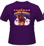 Rainbow T-shirt Silver Mountain