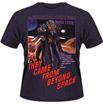 Plan 9 - They Came From Beyond Space T-shirt