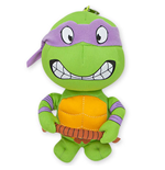 TEENAGE MUTANT NINJA TURTLES Plush Donatello Keychain