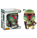 Star Wars Fabrikations Plush Figure Boba Fett 15 cm