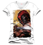 Deadpool T-Shirt Katana