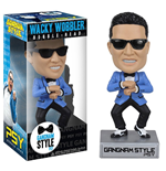 Gangnam Style Wacky Wobbler Bobble-Head with Sound Psy Talking 18 cm