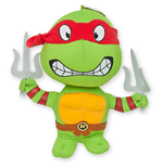 TEENAGE MUTANT NINJA TURTLES Raphael Plush Doll Keychain