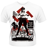 Plan 9 - ILSA: She Wolf Of The Ss T-shirt