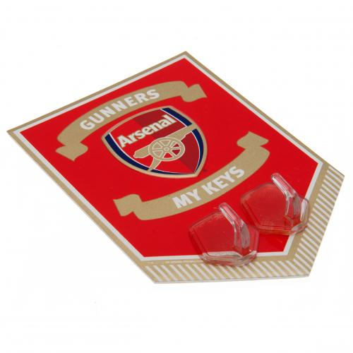 Arsenal F.C. Metal Key Hook