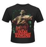 Plan 9 - The Texas Chainsaw Massacre T-shirt The Texas Chainsaw MASSACRE, Leatherface 3