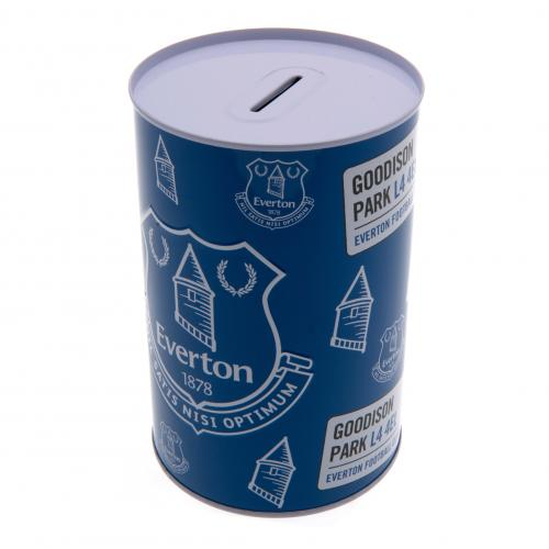 Everton F.C. Money Tin