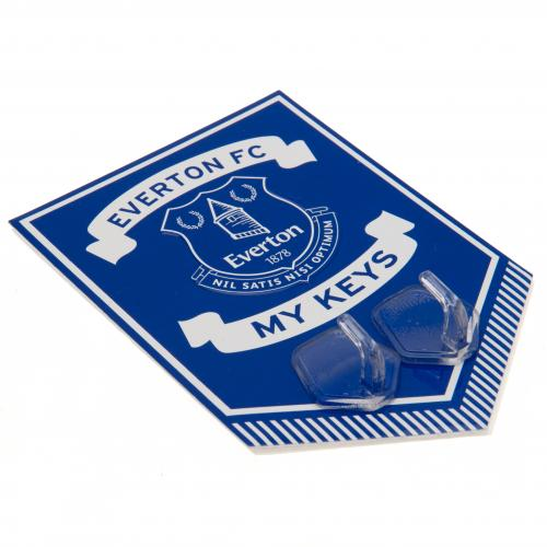 Everton F.C. Metal Key Hook