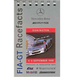 F1 & Motorsport Memorabilia Assorted Fact Notebooks (3)
